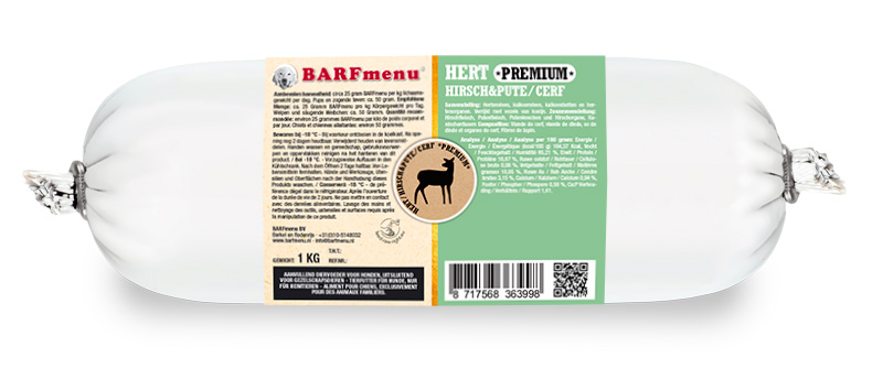 BARFmenu® - Hert *Premium*