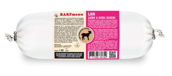 BARFmenu® - Lam