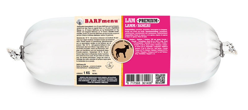 BARFmenu® - Lam *Premium*