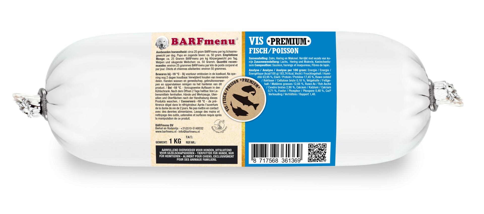 BARFmenu® - Vis *Premium*